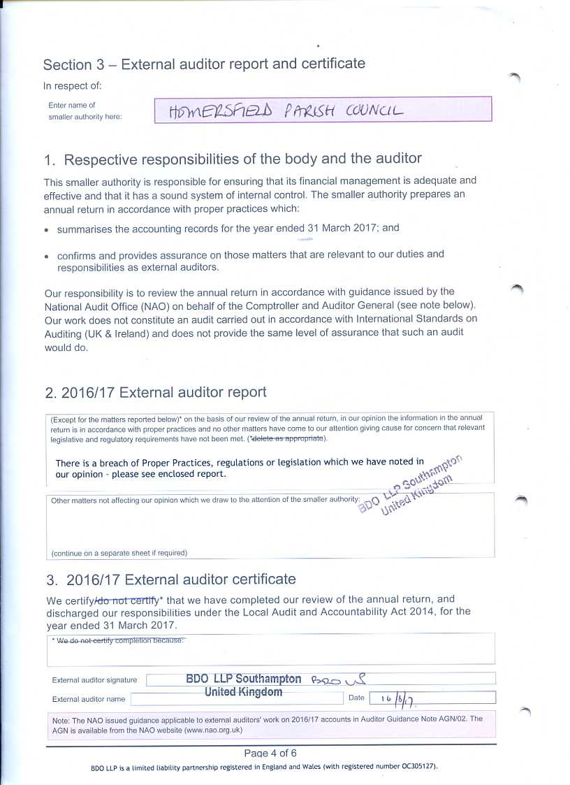 guidance note on icfr